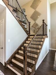 Gehan Floor Plans Gehan Homes Stairway Dark Wooden Tread Tiled Riser U Shaped