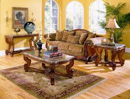 Rich Living Room by Glamour Design For Living Room Table Sets Www Utdgbs Org