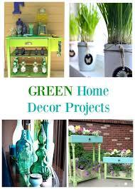 uncommon home decor green home decor projects my uncommon slice of suburbia