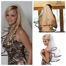 realtree camo ribbon top sale camo bridal veils length tulle camo ribbon