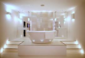 Home Gym Decorating Ideas Photos Interior Bathroom Mirror With Led Lights Corner Sinks For
