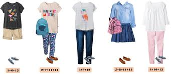 target kids shoes black friday girls back to capsule wardrobe mix and match