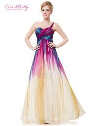 pretty dresses party prom gown dress pretty he08462 padded empire waist