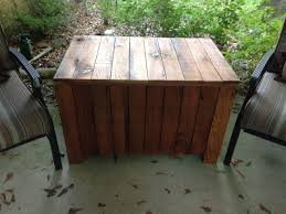 ana white cedar deck box diy projects
