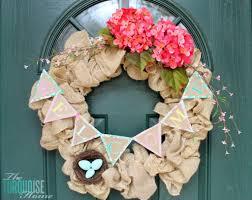 Spring Wreath Ideas 35 Gorgeous Diy Spring Wreaths U2014 The Thinking Closet