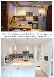 photo de cuisine design kitchen design by versa style design before and after design de