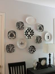 dining room dining room wall decor with decorative round wooden