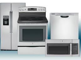 3 Piece Kitchen Appliance Set by Kitchen 4 Piece Stainless Steel Kitchen Appliance Package 00020