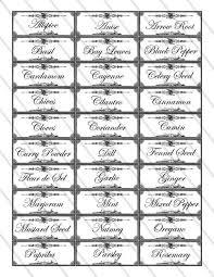 editable printable jar labels 19 best free printable spice labels images on pinterest spice jar
