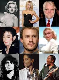 tragic celebrity deaths list of deaths from drug overdose and intoxication wikipedia