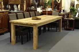 Esszimmer Rustikal Tisch Esstisch Esszimmertisch Teak Extra Schwere Rustikale Art