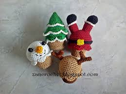 simple cupcakes for ornaments crochet amigurumi
