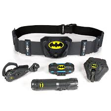 Batman Desk Accessories Gear Batman Ultimate Utility Belt Bundle Toys