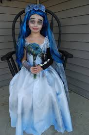Dead Bride Costume Family Ever After The Corpse Bride Halloween Costume Tutorial