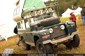 land rover overland overland expo east 2016 u2013 alloy grit