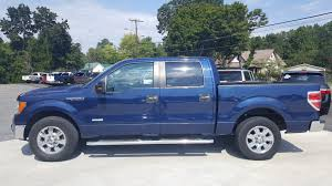 ford truck blue 2012 ford f150 xlt blue 7140 sold in mocksville north carolina