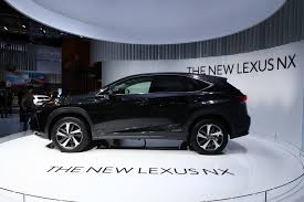 all new lexus nx compact lexus nx facelift at 2017 frankfurt motor show pictures specs