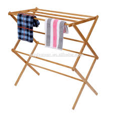 Household Essentials List List Manufacturers Of Bamboo Folding Towel Rack Buy Bamboo