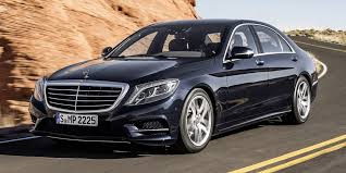 mercedes class 2018 mercedes s class facelift takes on 2017 model in visual battle