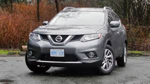 grey nissan rogue 2015 2015 nissan rogue sl test drive review