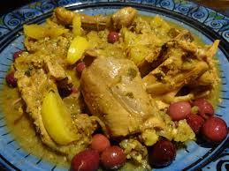 cuisine marocaine poulet aux olives le tajine de poulet m quali