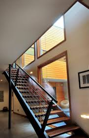 Contemporary Staircase Design Surprising Modern Staircase Railing Designs Photo Design Ideas