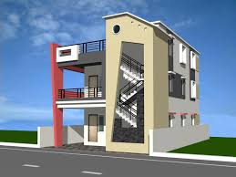 Front Elevation For Residential Building Plans – Amazing Decors
