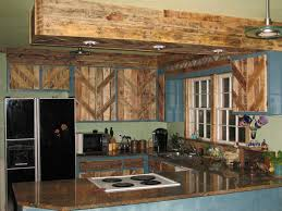 old barn wood kitchen cabinets fancy reclaimed on interior decor