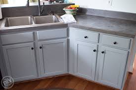 kitchen cabinet transformations budget friendly cabinet makeover the diy village