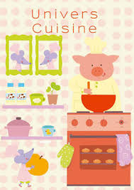 stickers cuisine enfant decoloopio stickers pour toute la maison et boutiques en