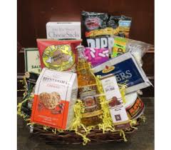 food baskets to send snack and junk food basket in princeton plainsboro trenton nj