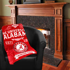 Alabama Crimson Tide Comforter Set Alabama Crimson Tide Blankets University Of Alabama Pillow Ua