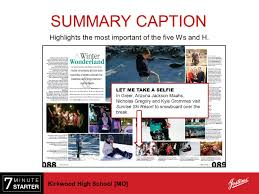 4 4 caption writing ppt video online download