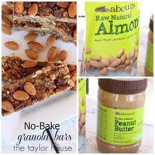 no bake granola bar recipe the taylor house