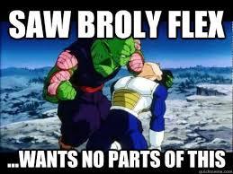 Broly Meme - broly on twitter