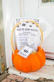 Halloween Boo Printables Halloween Printables You U0027ve Been Boo U0027d Neighbor Gift Darice