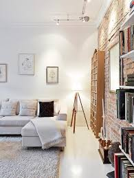 simply light and modern interior design and decor small penthouse