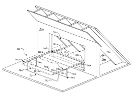 Wall Bed Sofa Patent Us20020189013 Knee Wall Bed Google Patents Knee Wall