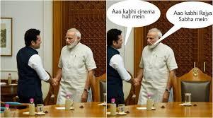 Memes On - sachin tendulkar and pm narendra modi s memes on twitter will make