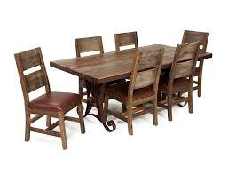 cheap dining table and chairs ebay modern concept rustic dining room table sets rustic dining table
