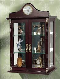 Curio Cabinets Under 200 00 China Cabinet Display Qak Corner China Cabinet I Could Always