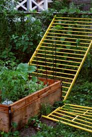 urban garden upcycled trellis u2013 cultivate u2013 homegrown design
