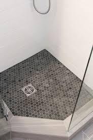 Small Bathroom Flooring Ideas Best 25 Shower Floor Ideas On Pinterest Master Shower Master