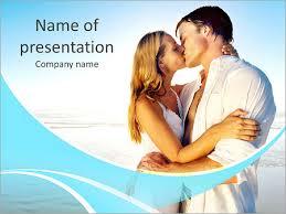 honeymoon powerpoint template smiletemplates com