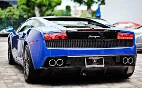 Lamborghini Gallardo Blue - 2015 lamborghini aventador blue photo wallpaper lamborghini