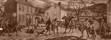 paul revere s ride book how paul revere s ride was published and censored in 1775