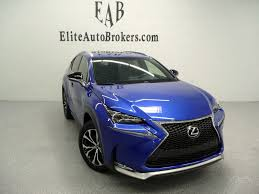 lexus sport nx 2016 used lexus nx 200t awd 4dr f sport at elite auto brokers