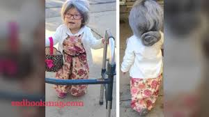 unbelievably adorable photos of kids dressed as old people youtube