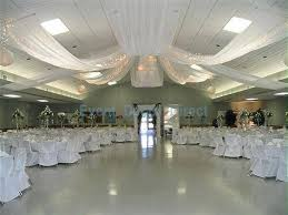 ceiling draping for weddings diy wedding crafts ceiling draping kits