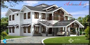 modern style house elevation architecture kerala
